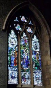 All Saints Church window