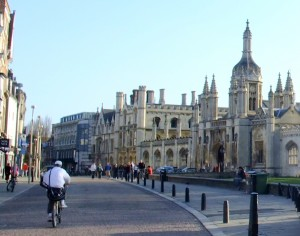King's Parade, Cambridge