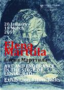 Elena Marttila: Art and Endurance in the Siege of Leningrad