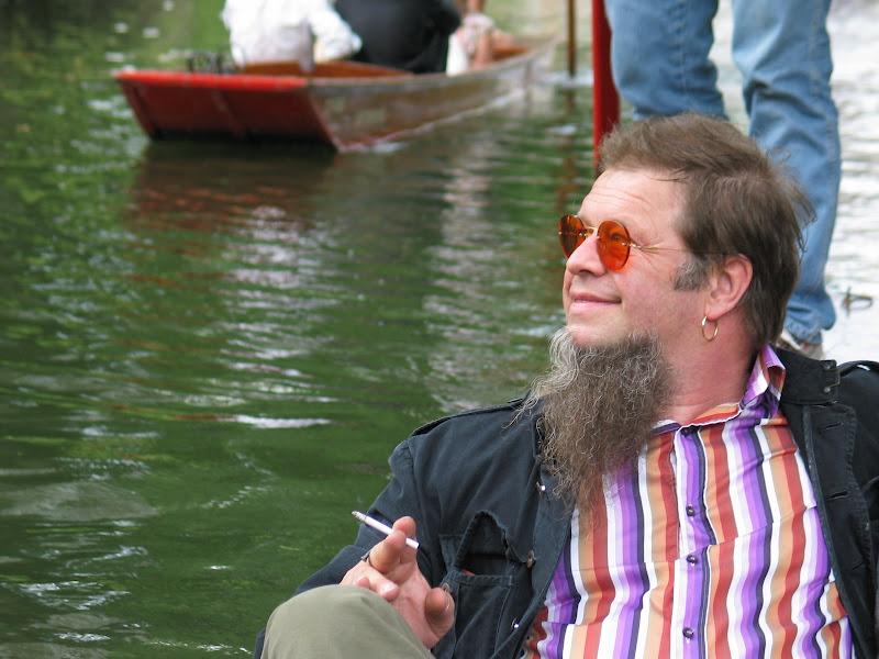 BG in Cambridge in 2007